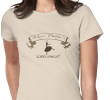 Miss Patty's Womens Fitted T-Shirt