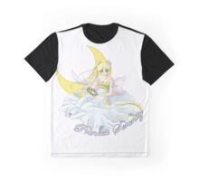 Princess Serenity - Sailor Moon Crystal Graphic T-Shirt