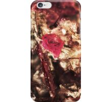 The Tiniest Rose (Lepidolite) iPhone Case/Skin