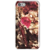 The Tiniest Rose (Lepidolite) iPhone Case/Skin