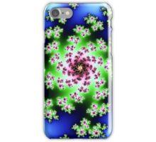Fractal Galaxy Vortex iPhone Case/Skin