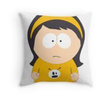 Leslie (South Park) Throw Pillow