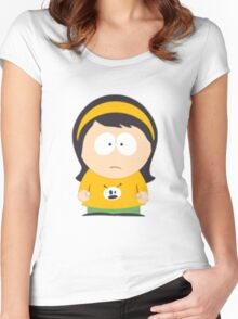 Leslie (South Park) Women's Fitted Scoop T-Shirt