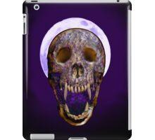 Monkshood iPad Case/Skin