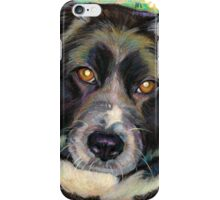 "Sweet Rescue Dog ""Zoe"" iPhone Case/Skin"