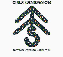 Girls' Generation TaeTiSeo Christmas Tree Logo Unisex T-Shirt