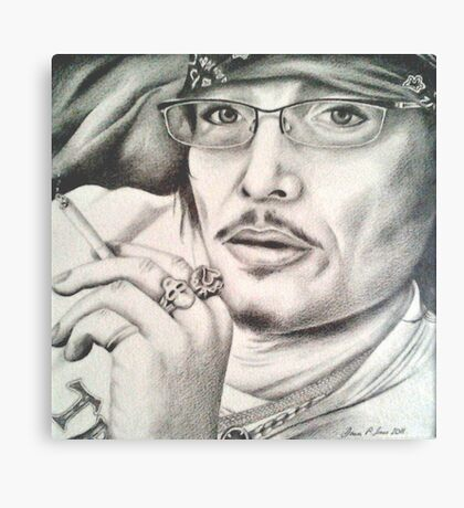 'Still Got It' Adam Ant Canvas Print