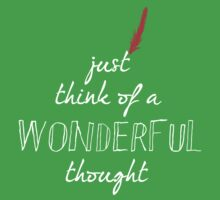 Wonderful Thought Kids Tee