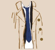Jimmy Novak's Trench Coat by encreout