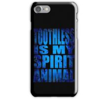 Toothless is my Spirit Animal iPhone Case/Skin