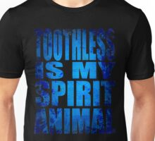 Toothless is my Spirit Animal Unisex T-Shirt