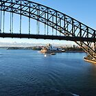 Sydney Harbour East by bidya