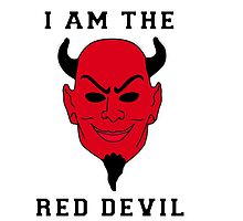I AM THE RED DEVIL by Cabbages