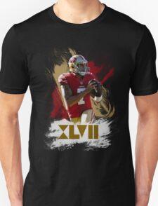 Colin Kapernick - Golden XVII Unisex T-Shirt