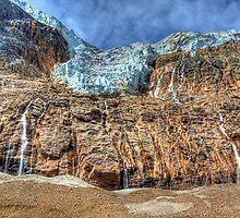 Angel Glacier by JamesA1