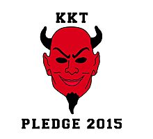 KKT PLEDGE 2015 Photographic Print