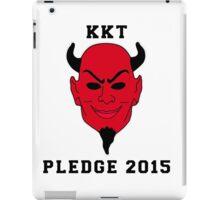 KKT PLEDGE 2015 iPad Case/Skin