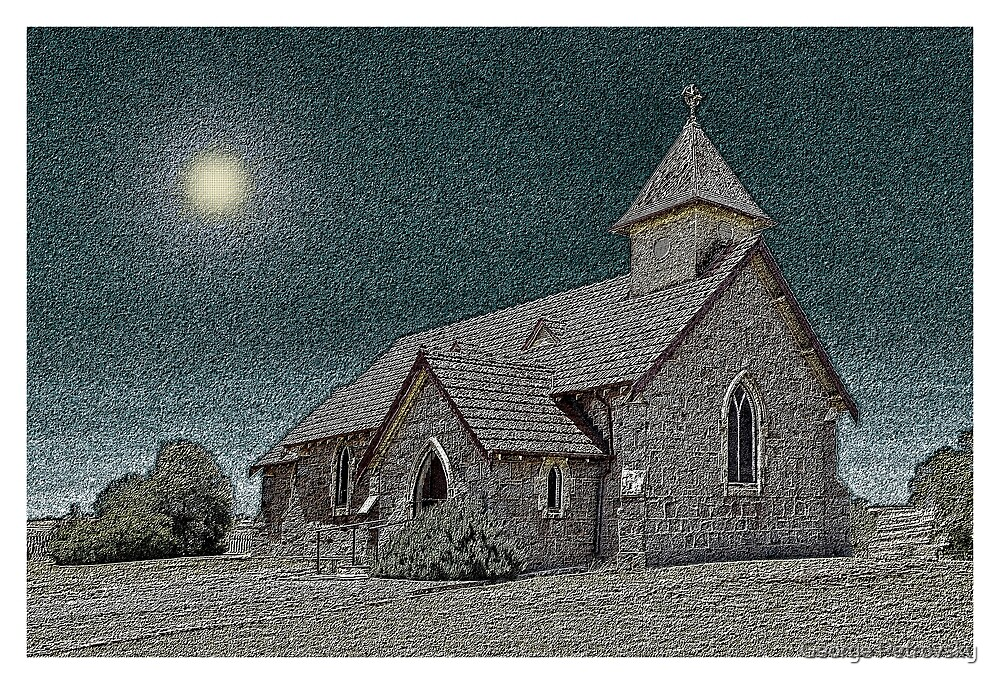 Full Moon Worship by George Petrovsky