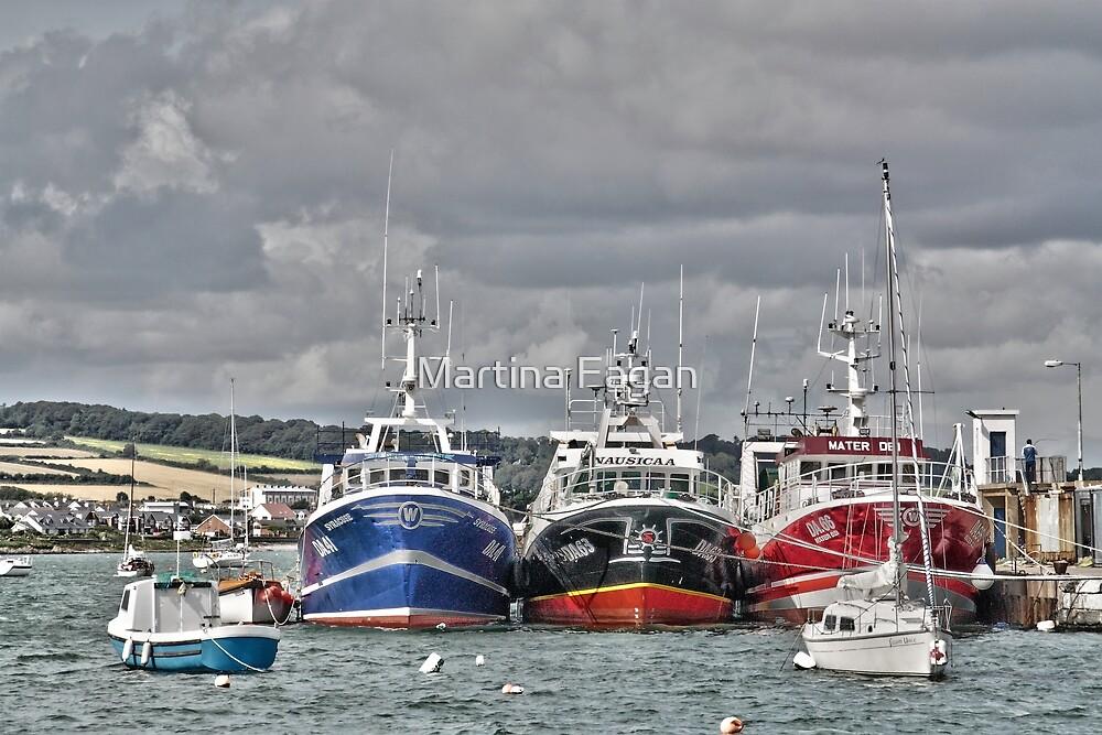 Skerries Harbour by Martina Fagan