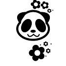 Hippie Panda by jlechuga