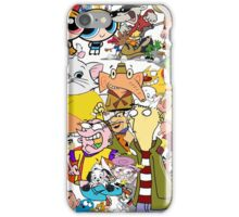 cartoon mixed iPhone Case/Skin