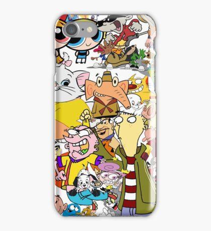 cartoon mixed iPhone Case/Skin
