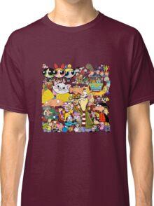 cartoon mixed Classic T-Shirt