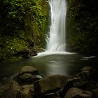 Ohau Point Waterfall by srhayward