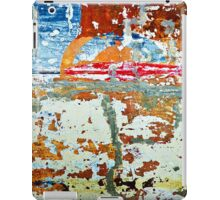Old Mural iPad Case/Skin
