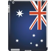 Australian flag iPad Case/Skin