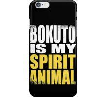 Bokuto is my Spirit Animal iPhone Case/Skin