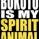 Bokuto is my Spirit Animal by Penelope Barbalios