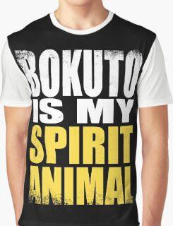 Bokuto is my Spirit Animal Graphic T-Shirt