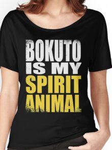 Bokuto is my Spirit Animal Women's Relaxed Fit T-Shirt