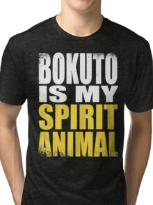 Bokuto is my Spirit Animal Tri-blend T-Shirt