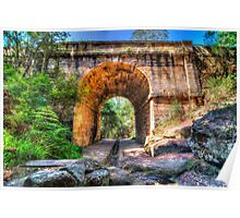 Lennox Bridge Poster