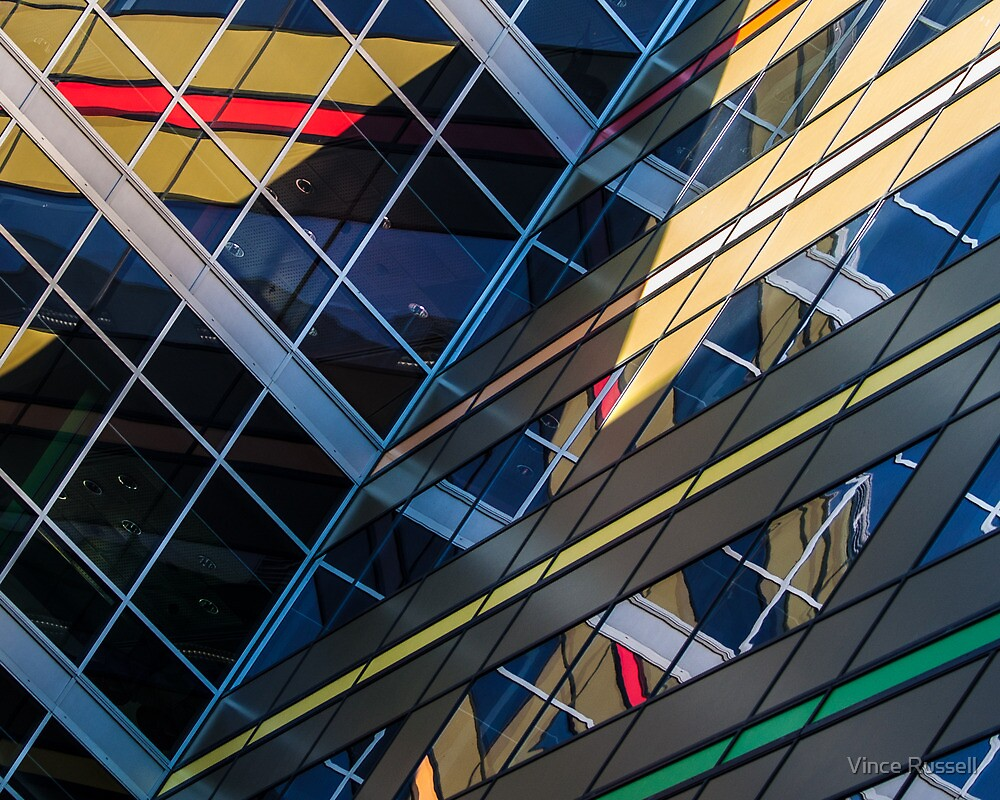 Modern Reflections by Vince Russell