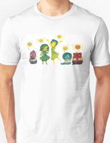 INSIDE OUT Emojis T-Shirt