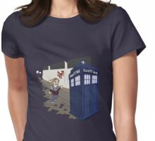 A Fantastic Adventure Womens Fitted T-Shirt