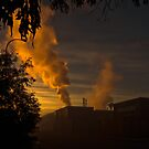 Industrial Sunrise by fotosic