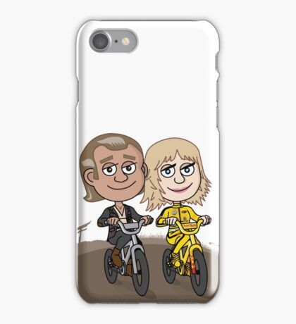 Bill & Beatrix iPhone Case/Skin
