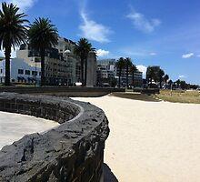 Beach Steps by bidya
