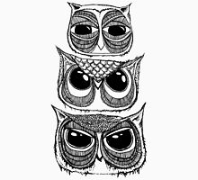 Stack of Owls Unisex T-Shirt