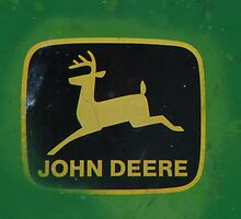 Nothing Runs Like a Deere by Betty  Town Duncan