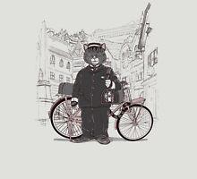 Cat courier Unisex T-Shirt