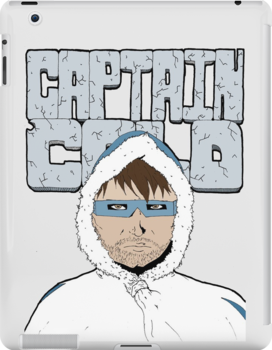 Captain Cold by IanPeriwinkle