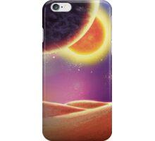Space Desert iPhone Case/Skin