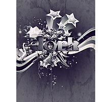 Dork Photographic Print