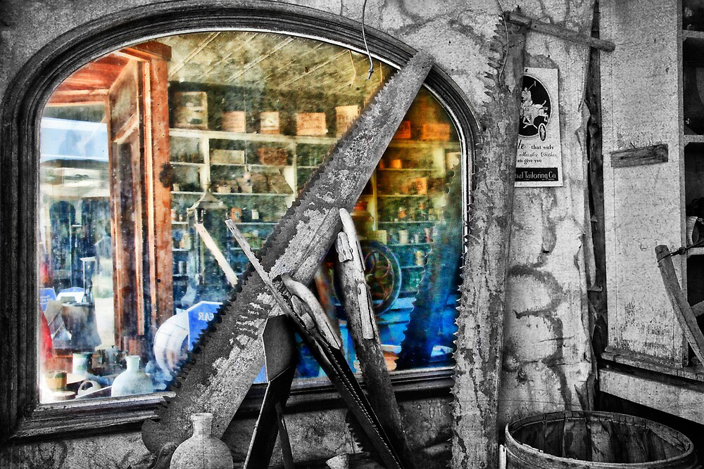 Through the Looking Glass by TeresaB