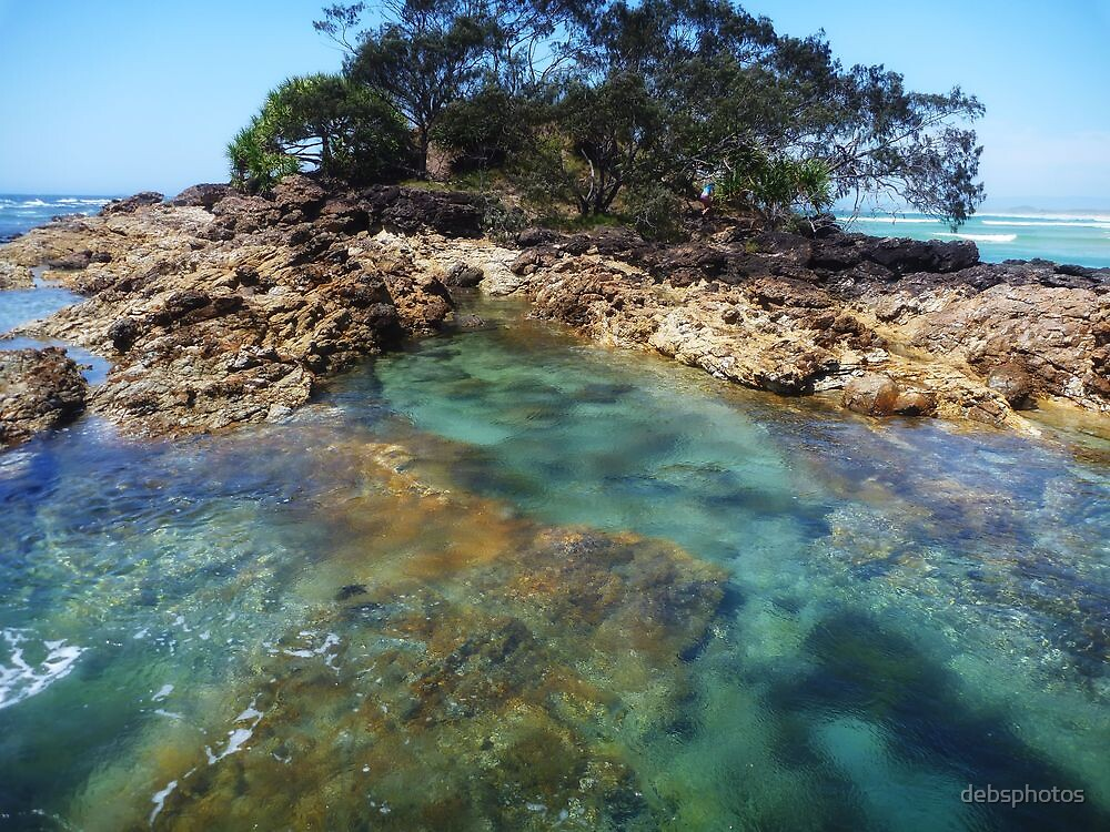 Clear Waters... by debsphotos